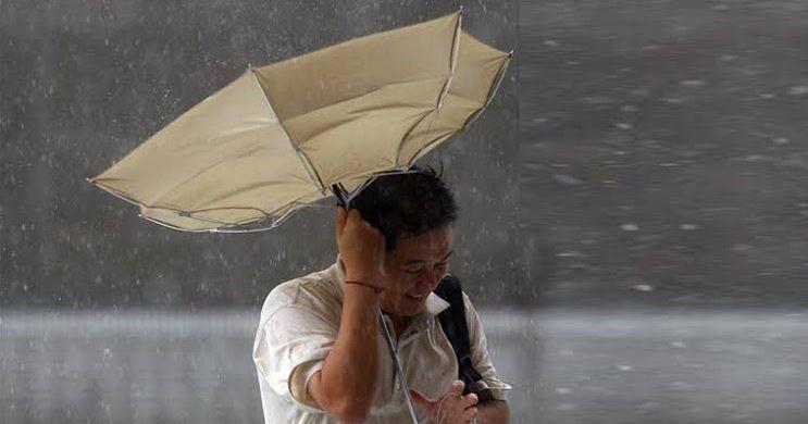Kerusakan umum pada payung